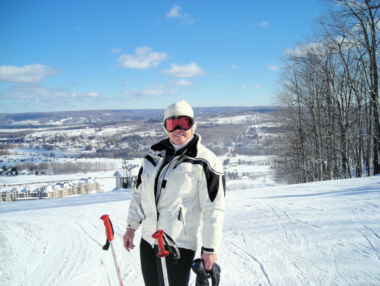Diane Nieman Snowboarder