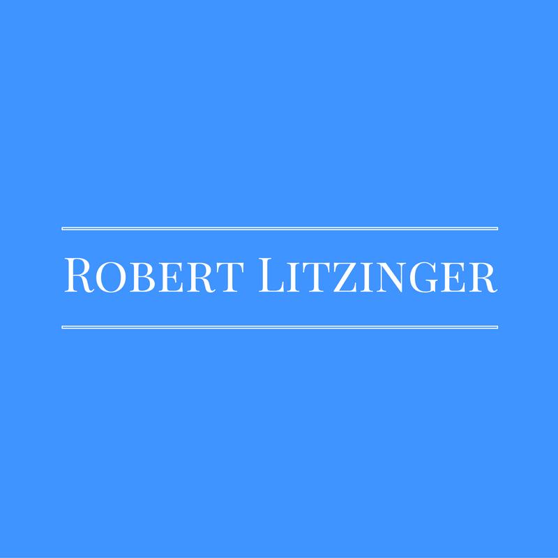 Robert Litzinger - Career
