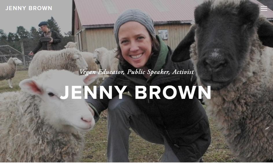 Jenny Brown Woodstock Sanctuary