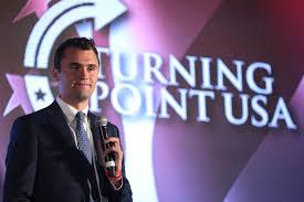 Barry Denton Charlie Kirk Turning Point USA