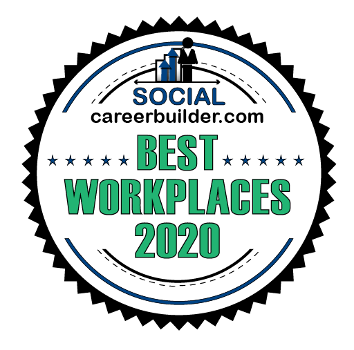 BEST WORKPLACES 2020 Badge